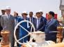 النفط يعلن وصول استثمار الغاز الى 1300 مقمق باليوم نهاية العام