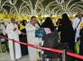 اكتمال تفويج جميع الحجاج العراقيين بوصول آخر طائرة الى مطار بغداد