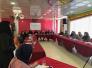 ندوة حوارية في الناصرية حول دور المراة في المشهد الثقافي تقرير مصور -