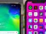 """الهاتفان """"الرخيصان"""" Galaxy S10E و iPhone XR.. أيهما أفضل؟"""