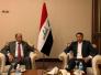 الناصري يبحث مع الامانةالعامة لمجلس الوزراء دعم مشاريع ذي قار