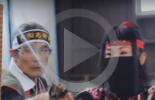 """شبان يابانيون يتدربون على أساليب الفنون القتالية """"نينجا"""" في اليابان (فيديو)"""