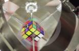 بالفيديو.. روبوت يحل لغز مكعب روبيك في أقل من ثانية