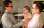 مليونا مشاهد خلال 3 أيام.. طفل يحتار: من هو أبي؟ (فيديو)