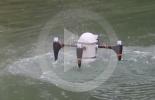 طائرة بدون طيار يمكنها الاختباء تحت الماء عدة شهور (فيديو)
