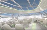 """بالفيديو..تصميم ثوري جديد من """"إيرباص"""" ينهي عهد الطائرات التقليدية"""
