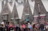 حديقة الروايات الخيالية عن هاري بوتير تفتتح في لوس أنجلس (فيديو)